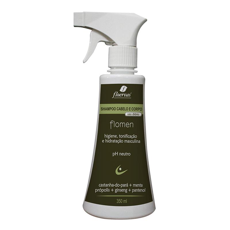 Cód. 212 - Shampoo Cabelo e Corpo - 350 ml