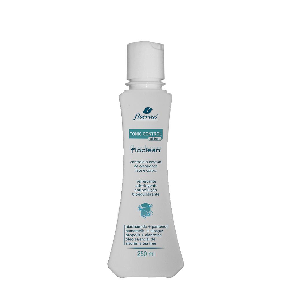 Cód. 603 - Tonic Control Oil Free Antipoluição  Adstringente - 200 ml