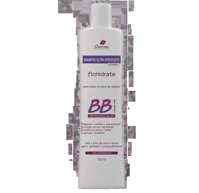Cód. P504 - Shampoo Ultra Hidratante - 500 ml