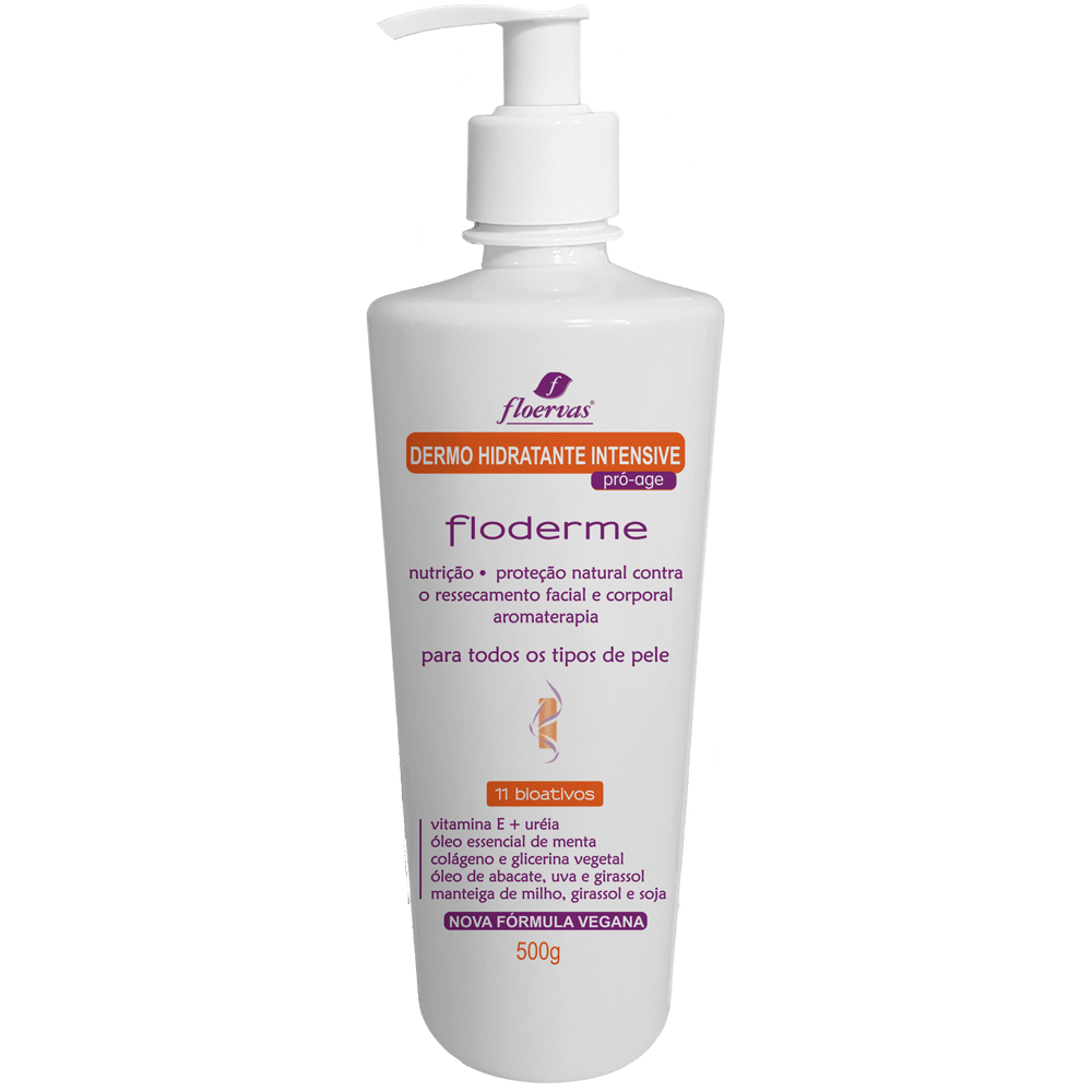 Cód. P605 - Dermo Hidratante Intensive -  pró-age - 500 ml
