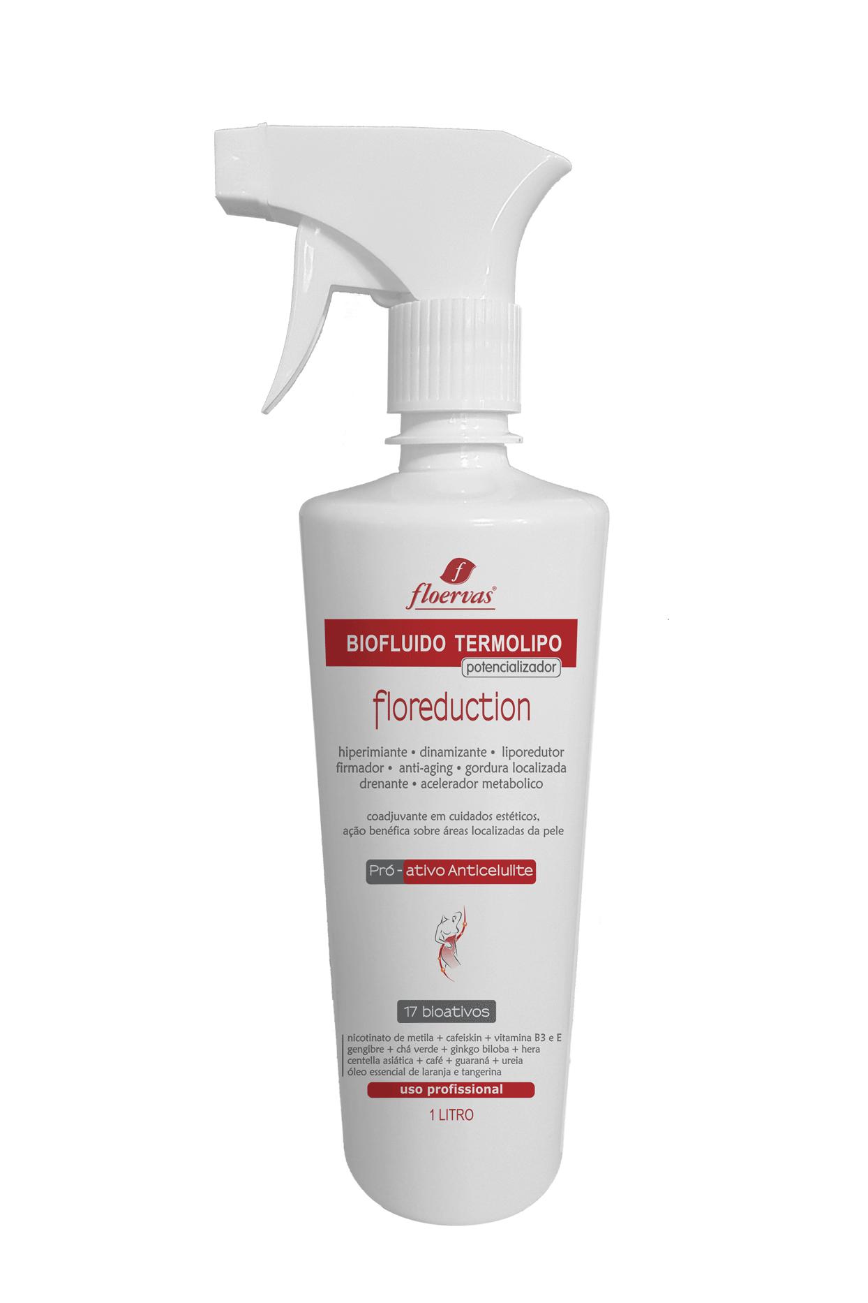 Cód. P810K - Biofluido Termolipo Potencializador – 1 Litro
