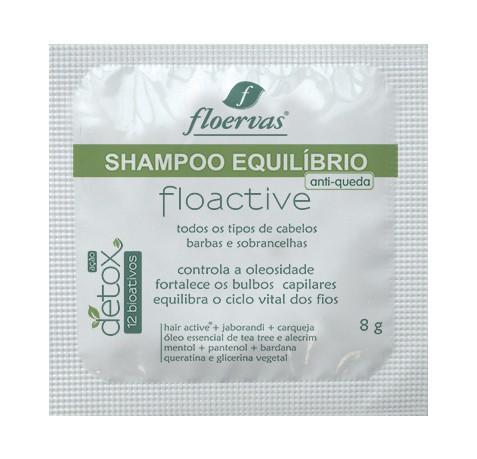 Cód. S201 -  Shampoo Equilíbrio - anti queda  - 5 ml