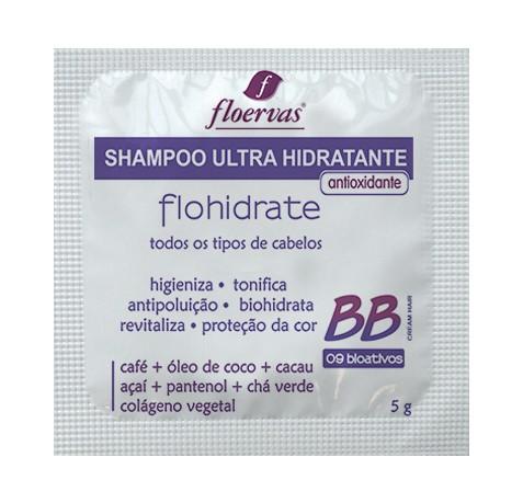 Cód. S504 - Shampoo Ultra Hidratante  Antioxidante BB Cream - 5 ml