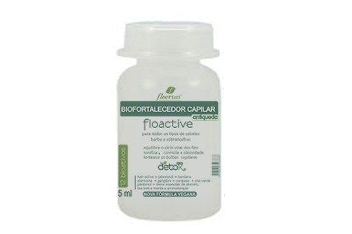 F402 - Biofortalecedor Capilar - antiqueda - 5 ml
