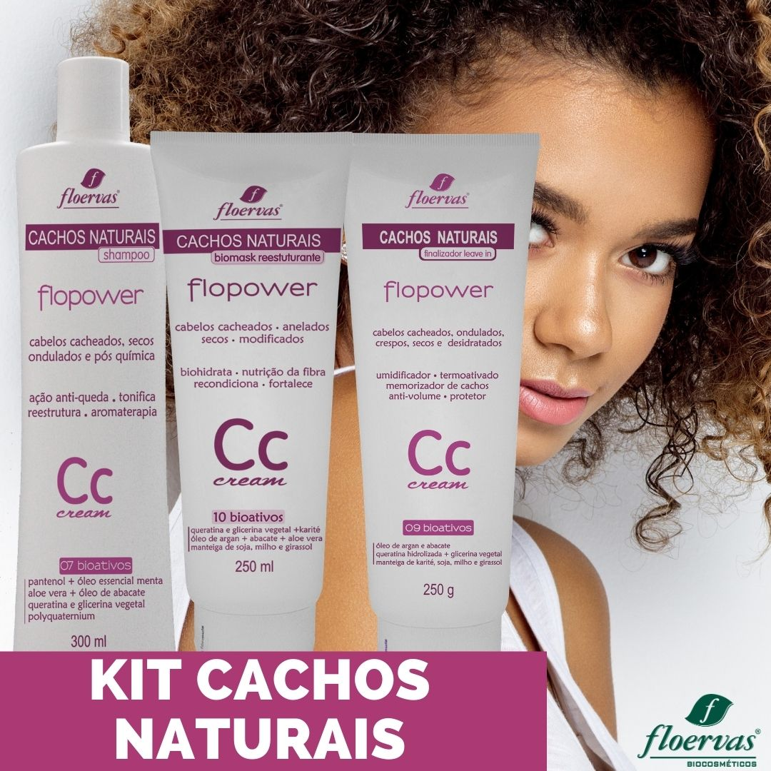 Kit Capilar Flopower