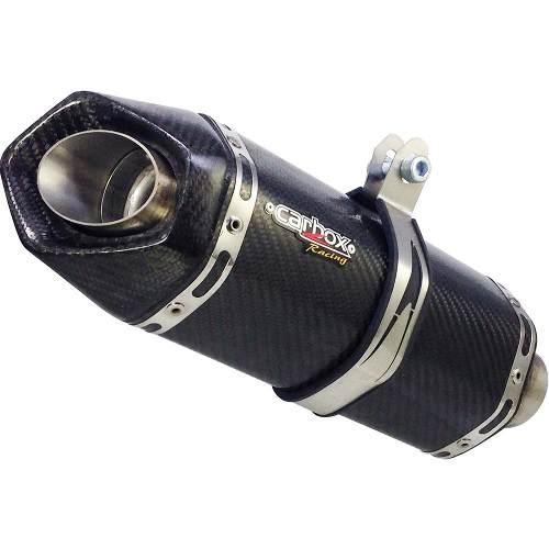Ponteira Esportiva Shark S925 Carbon - Cb500f