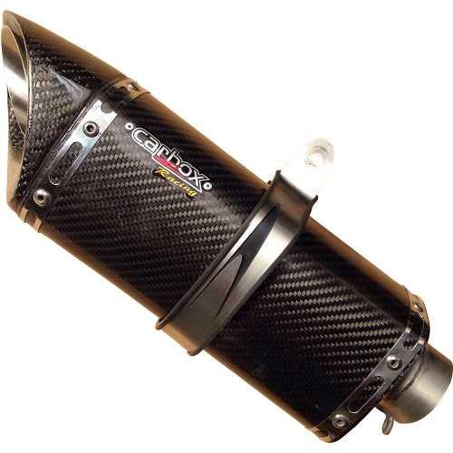 Ponteira Esportiva Scorpion S725 Carbon - Cb500f