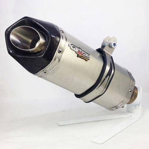 Ponteira Escape Full 4x2x1 Shark S920 Inox - Bmw S1000xr