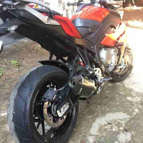 Ponteira Escape Full 4x2x1 H635 Carbon - Bmw S1000xr