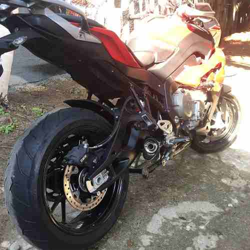 Ponteira Escape Full 4x2x1 Scorpion Gp720 Inox - Bmw S1000xr