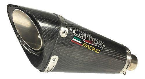 Ponteira Scorpion Gp720 Carbono - Ducati Monster 797