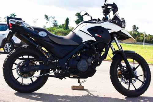 Ponteira Esportiva Scorpion S735 Carbon - Bmw G 650 Gs Carbox