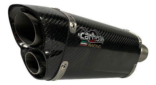 Escapamento V8 Full Carbon - Yamaha Lander