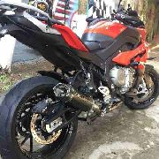 Ponteira Escape Full 4x2x1 Shark S920 Carbon- Bmw S1000xr