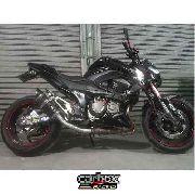 Ponteira Esportiva Scorpion S725 Carbon Kawasaki Z800