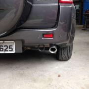 Ponteira Elite Alumínio p/ Suzuki Grand Vitara