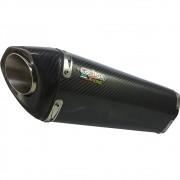 Escapamento H735 Carbon  Full 2x1 - Ninja 300 / Z300