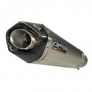 Escapamento Shark GP920 Inox  Full 2x1 - Ninja 300 / Z300