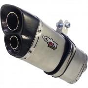 Escapamento V8 Inox Full - Honda Tornado 250