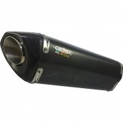 Ponteira Escapamento H725 Carbon - Srad 1000 04/05