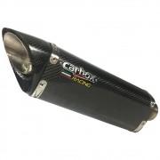 Ponteira Escape Full 4x2x1 S720 Carbon Cbr 600f 12 A 14