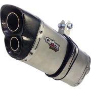 Ponteira Esportiva V8 Inox - Cb500f