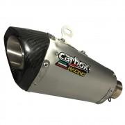 Ponteira H720 Gp Inox - Ducati Scrumbler