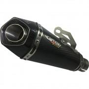Ponteira Shark Gp920 Carbono - Ducati Scrumbler