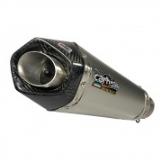 Ponteira Shark Gp920 Inox - Ducati Scrumbler
