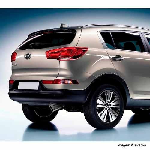 Ponteira Escapamento Elite Aluminio P/ Kia Sportage 2011 +