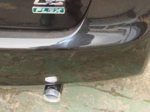 Ponteiras Elite Carbono New Civic 08 a 12