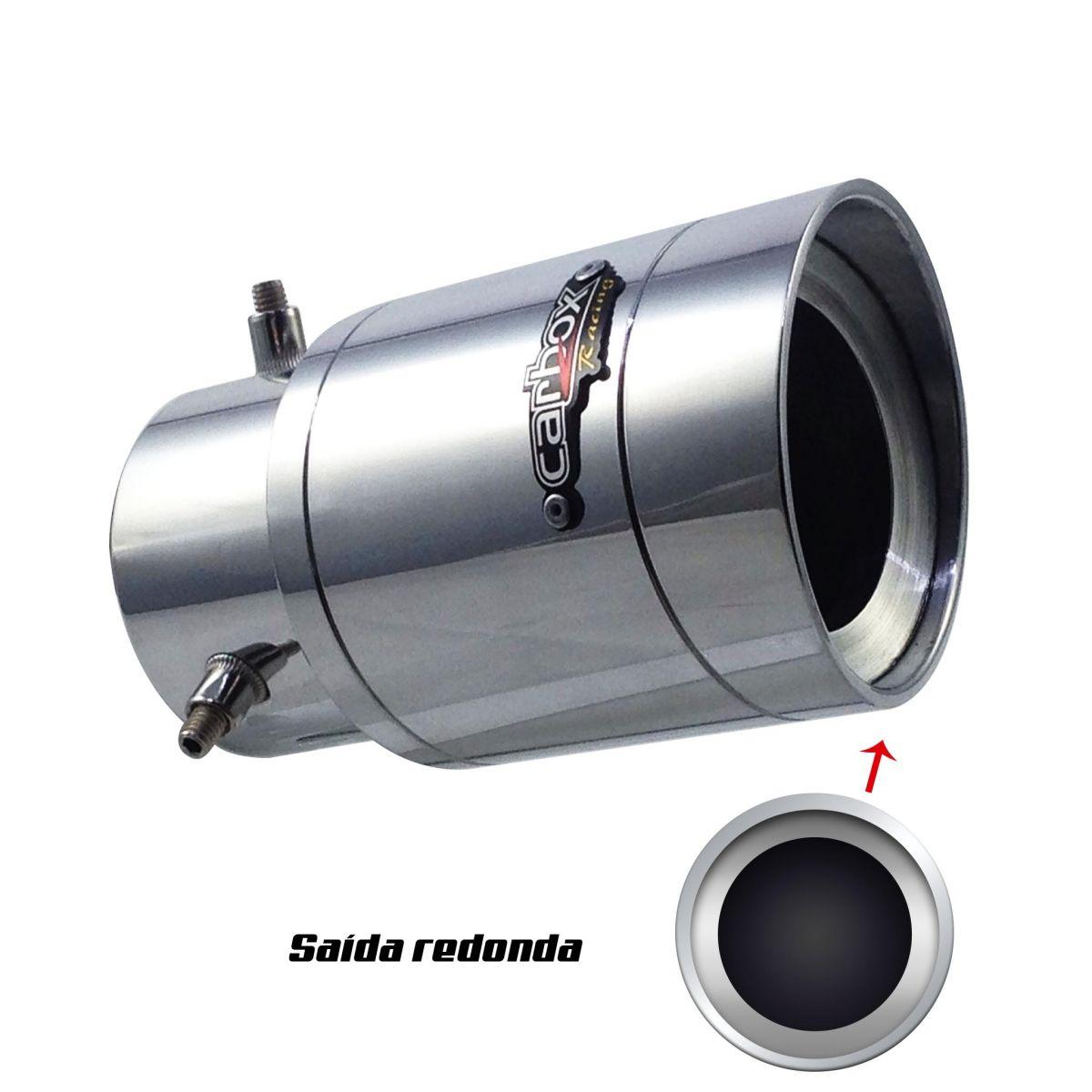 Ponteira Elite  Alumínio p/ Captiva até 2014, Honda City até 2014, C4 Pallas até 2014