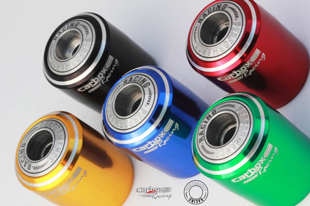 Slider p/ Suzuki Bandit 650 / 1250 de 2008 em diante