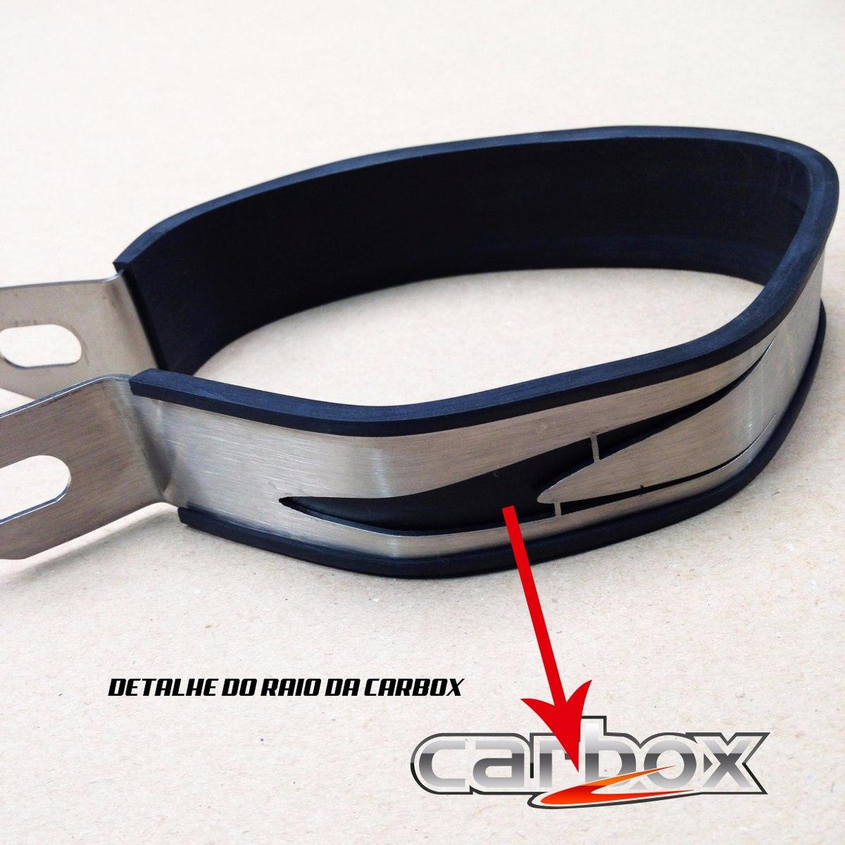 Ponteira Escapamento Shark S920 Inox Full 2x1 - CB1000R