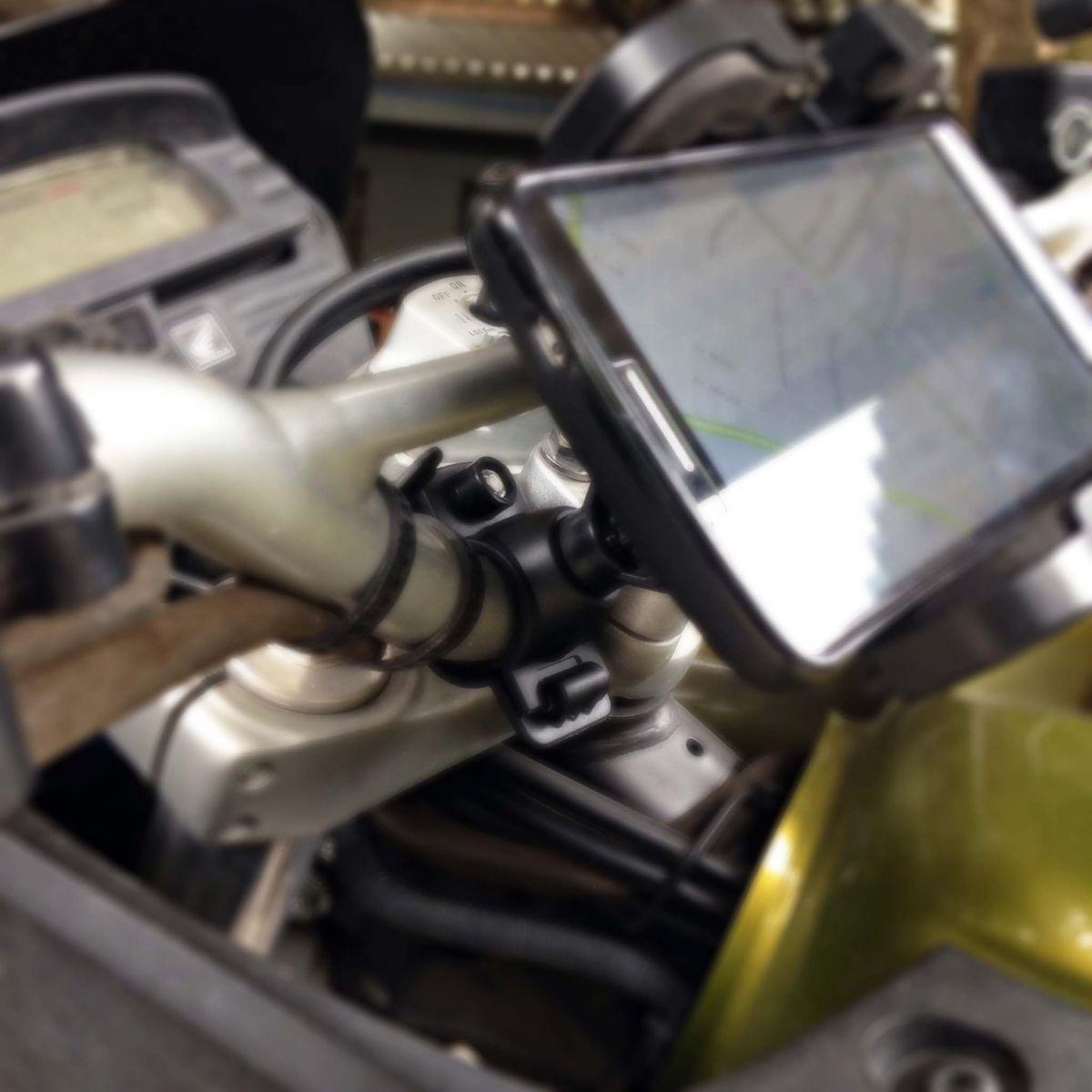 Suporte Gps Celular P/ Motos E Bicicletas