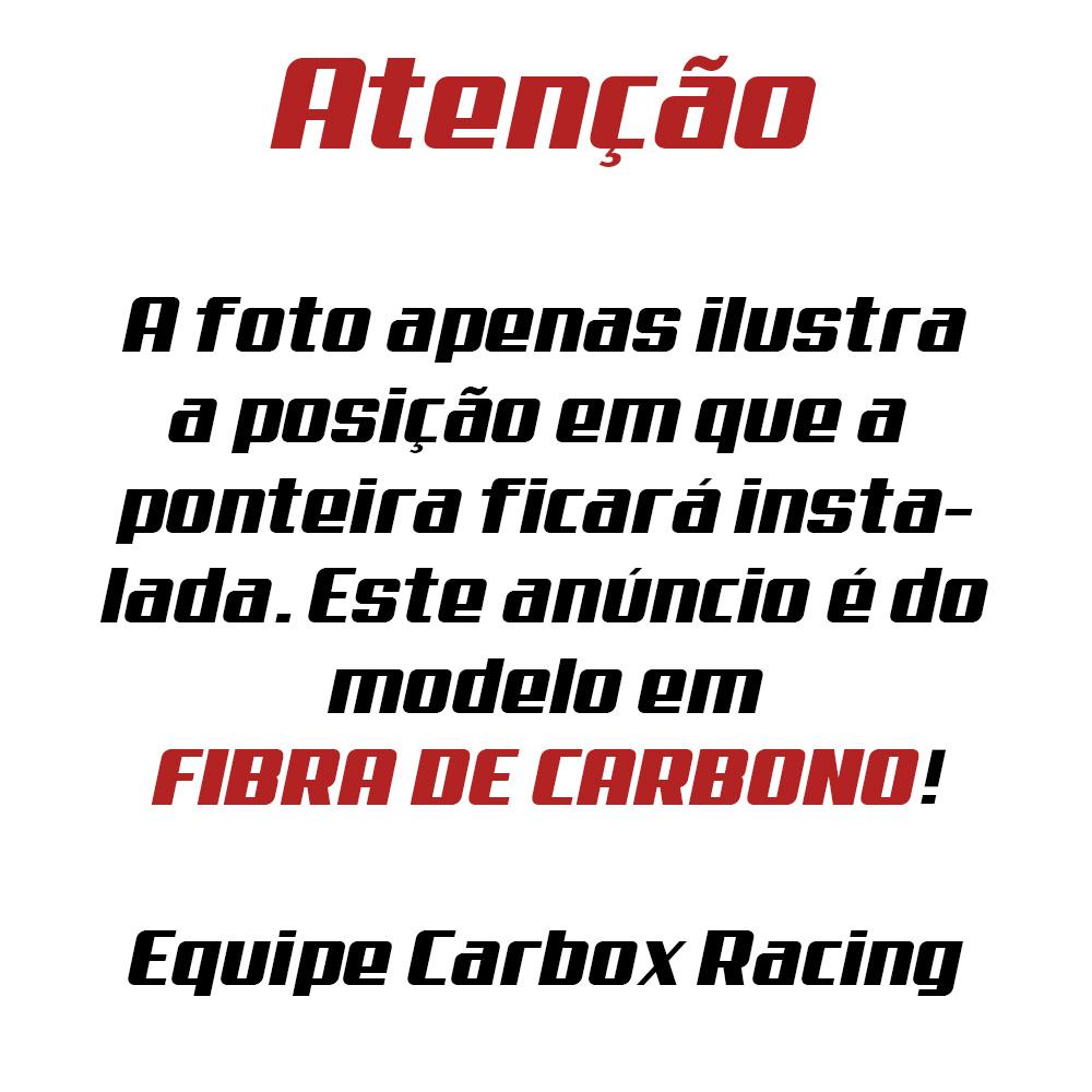 Ponteira Esportiva Full Scorpion S735 Carbon Dafra Next 250