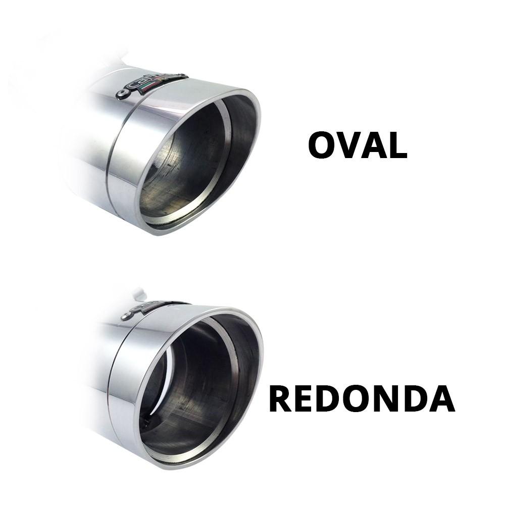 Ponteira Elite Alumínio p/ Chevrolet Onix Activ