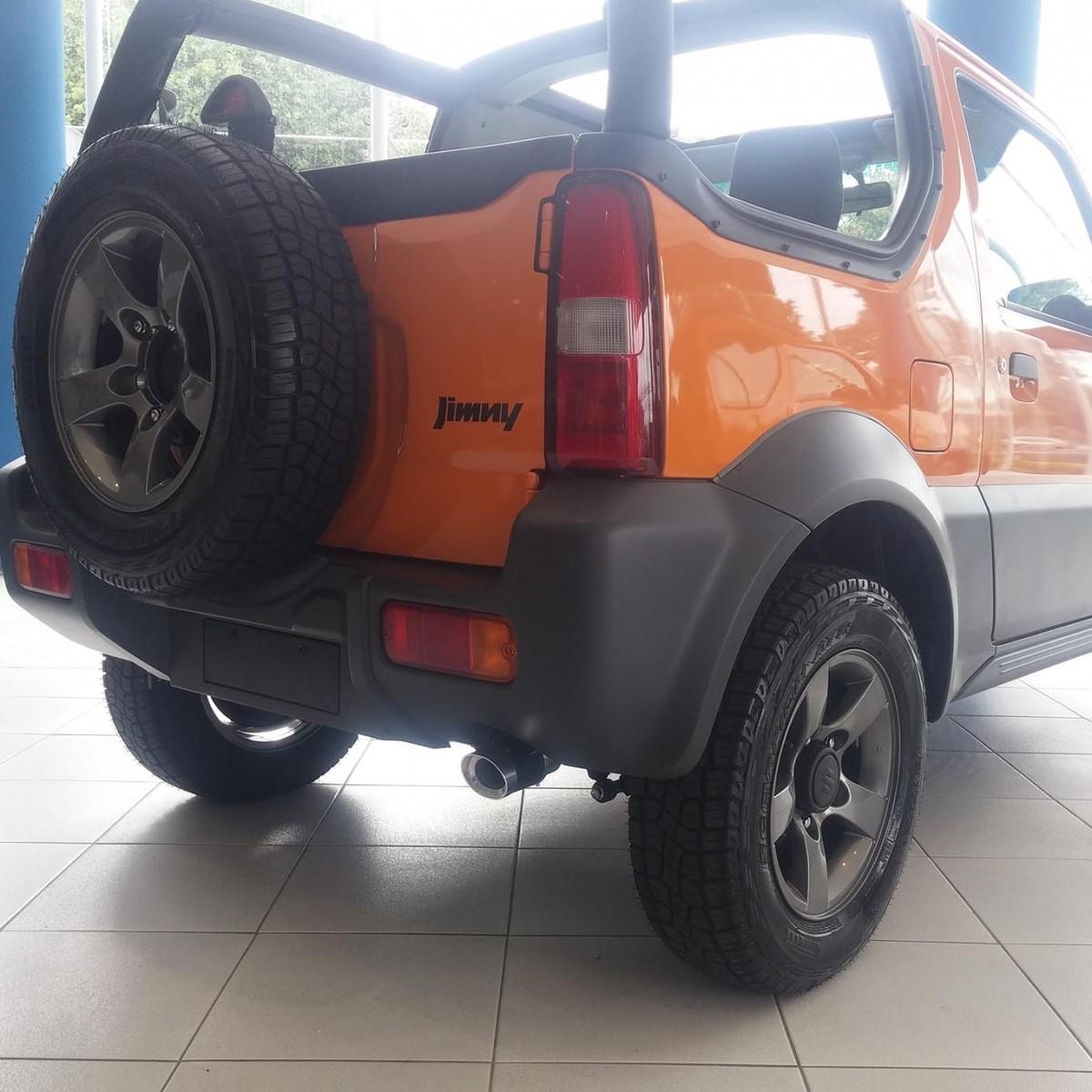 Ponteiras Elite Carbono Suzuki Jimny