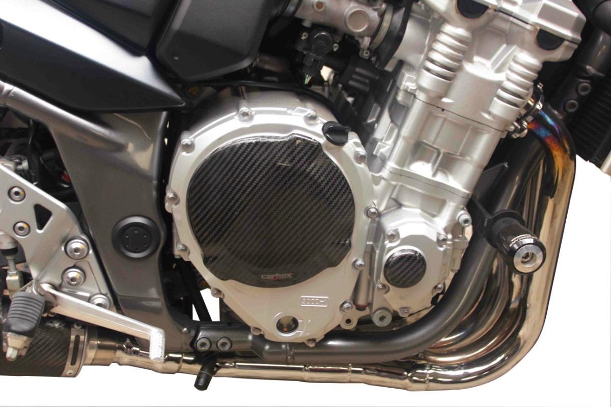 Protetor De Motor Fibra De Carbono Bandit 1250 E 650 E.f.i.