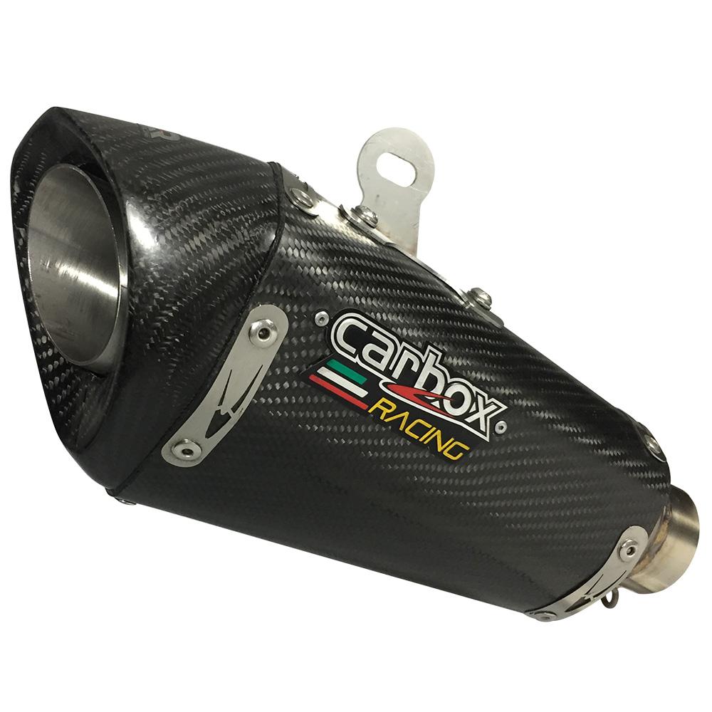Escapamento H720 GP Carbon Full 2x1 - Ninja 650 (ESPECIAL)