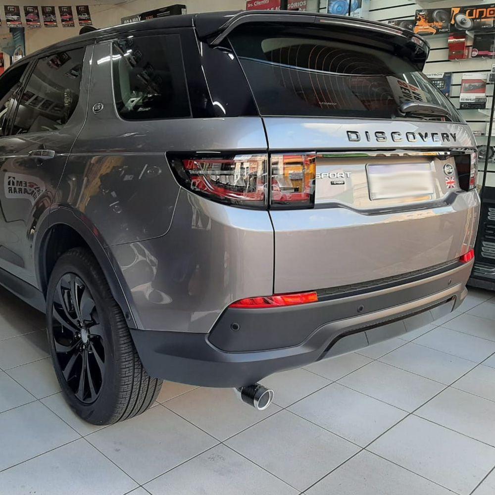 Ponteira Elite Carbon - Range Rover Discovery 2019/20