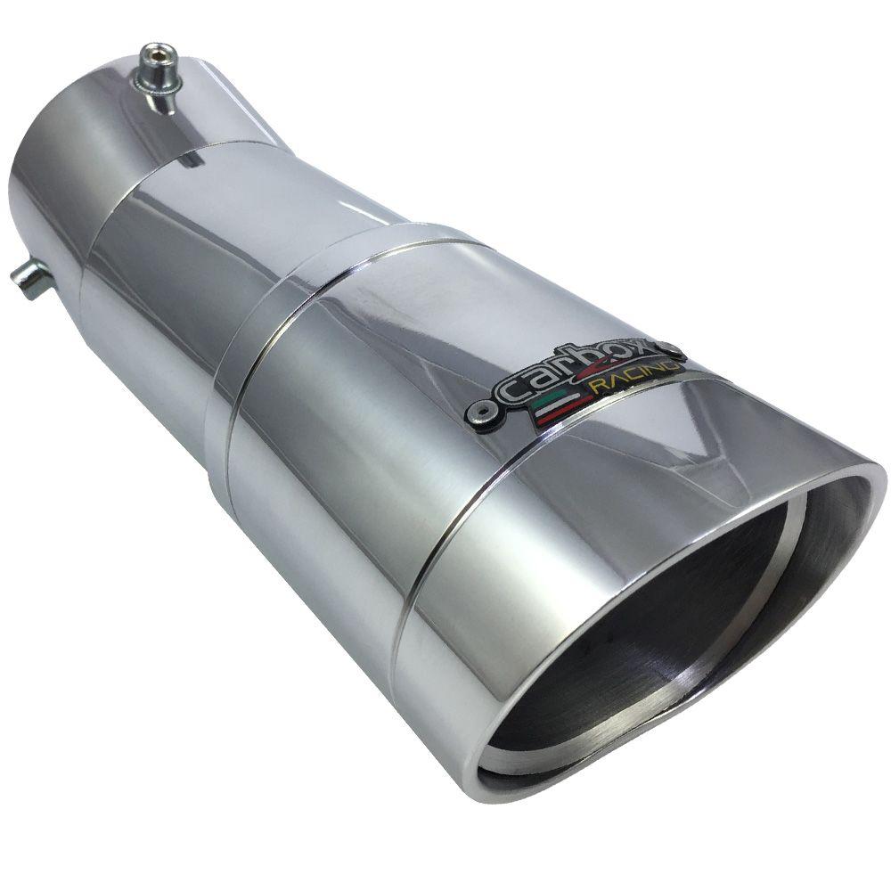 Ponteira Escapamento Elite Alumínio P/ Ecosport Titânium 2018