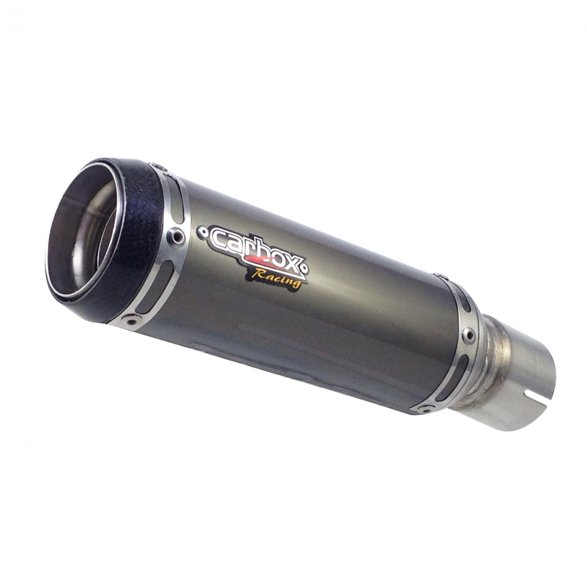 Ponteira Escape Full 4x2x1 Gp Tech Inox - Bmw S1000rr