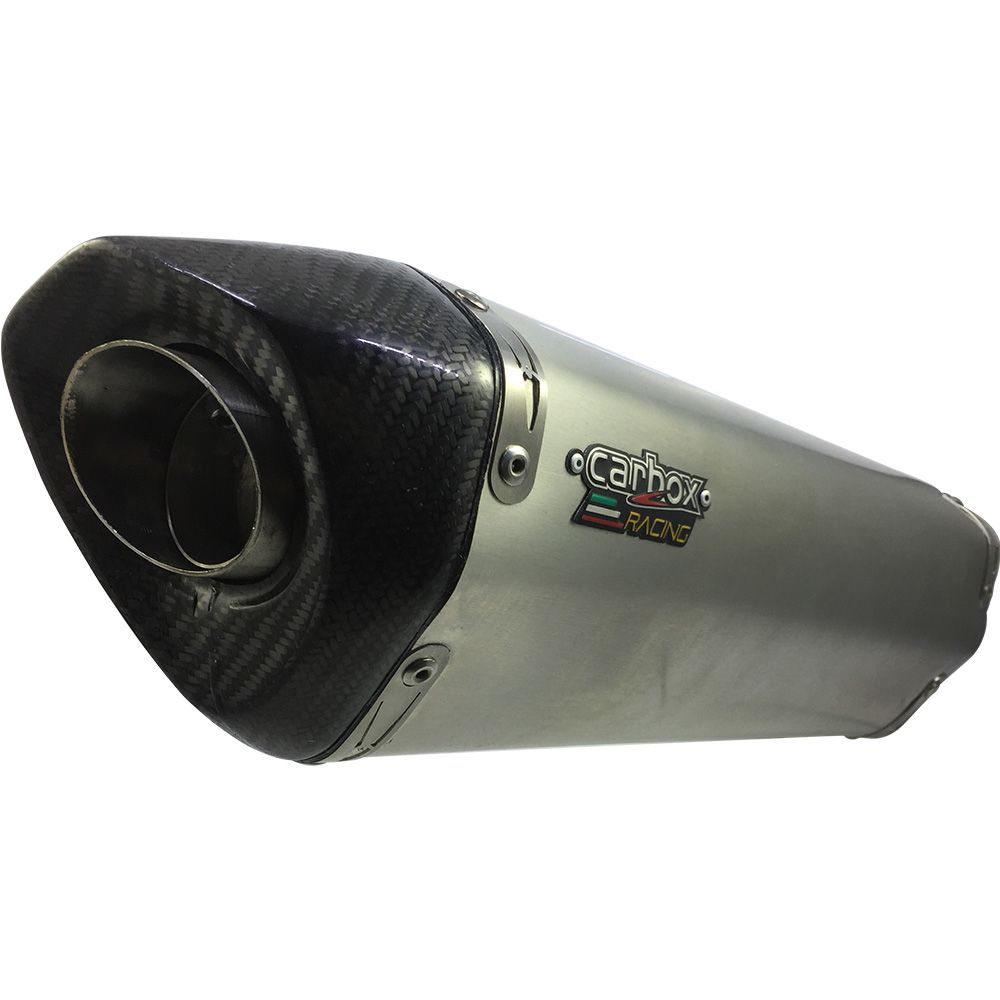 Ponteira Escape H725 Inox Full 2x1 - Yamaha R3