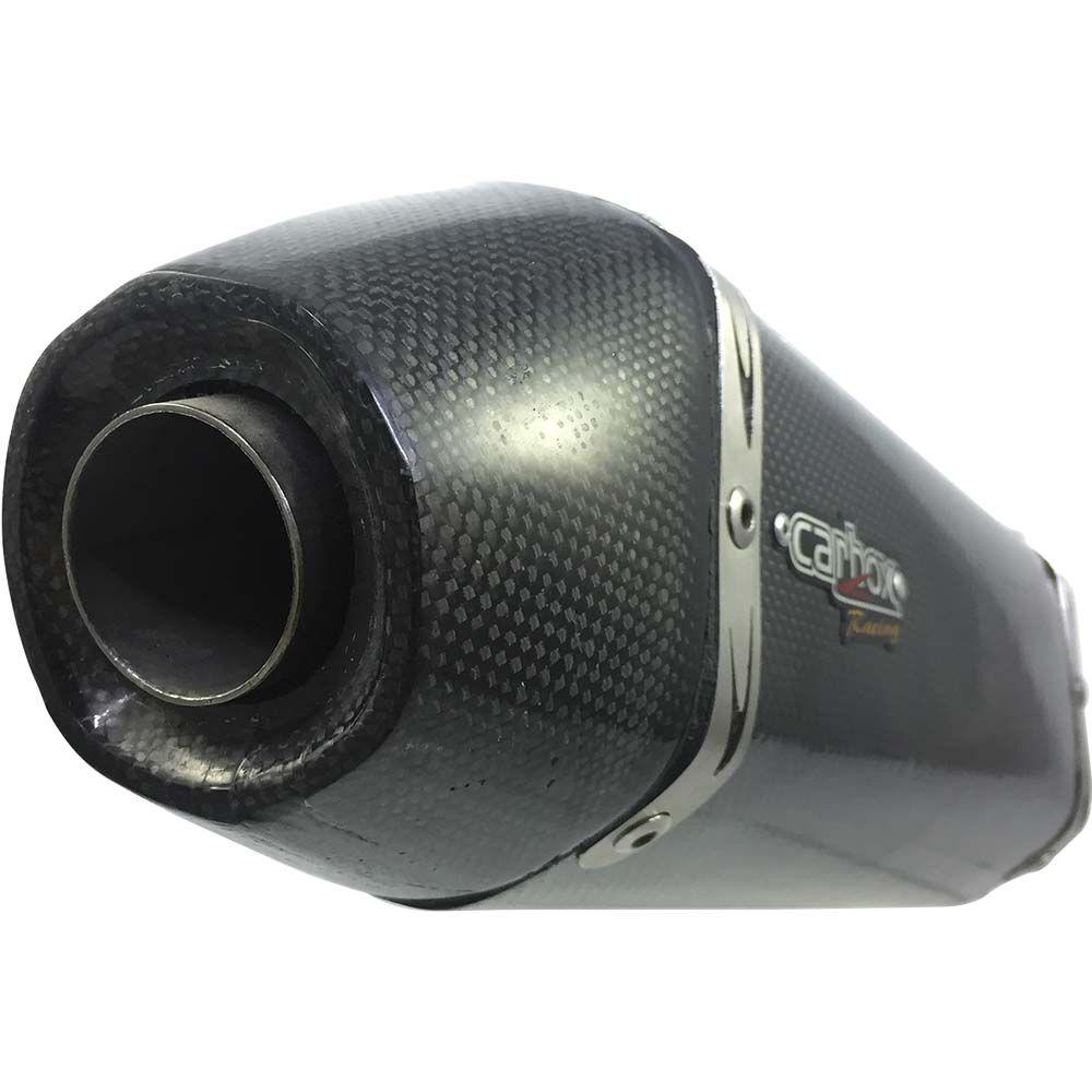 Ponteira Esportiva Pro X Carbon Crf 230 4 Tempos 2008 A 2015