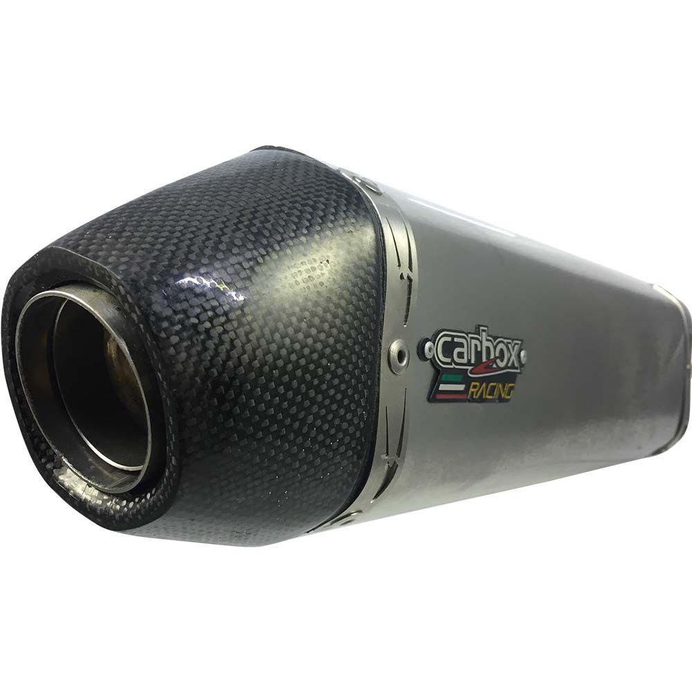 Ponteira Esportiva Pro X Full Inox Crf 230 4 T 2008 A 2015