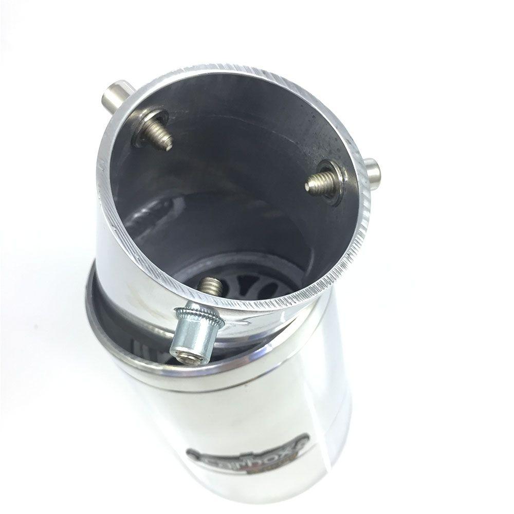 Ponteira Extreme Turbo Alumínio Fiat Palio 10 Á 12