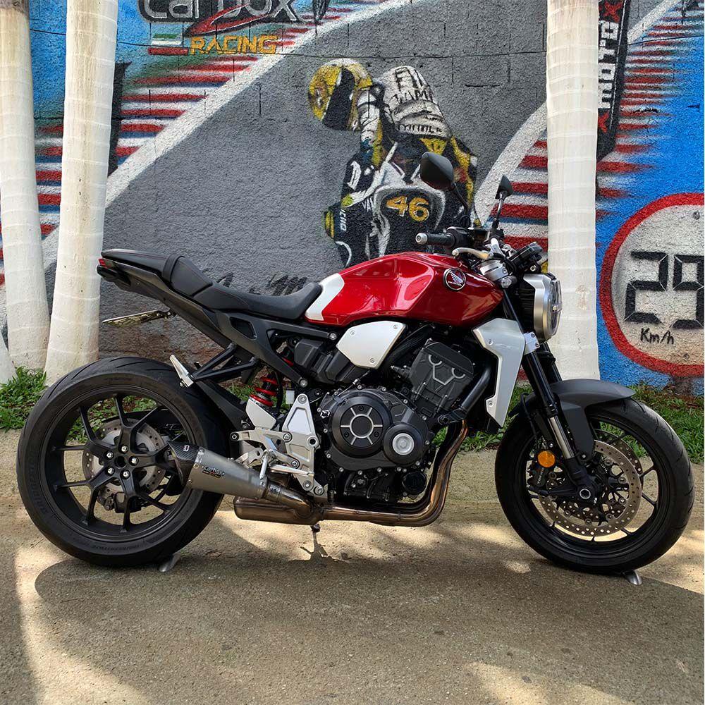 Ponteira Scorpion Gp720 Inox - Cb1000r 2020