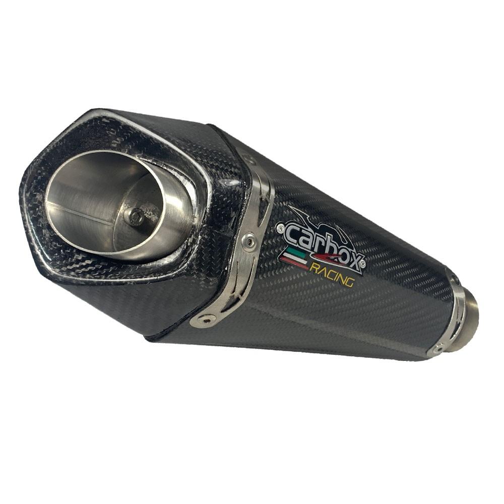 Ponteira Shark GP920 Carbon - Ninja 300 / Z300