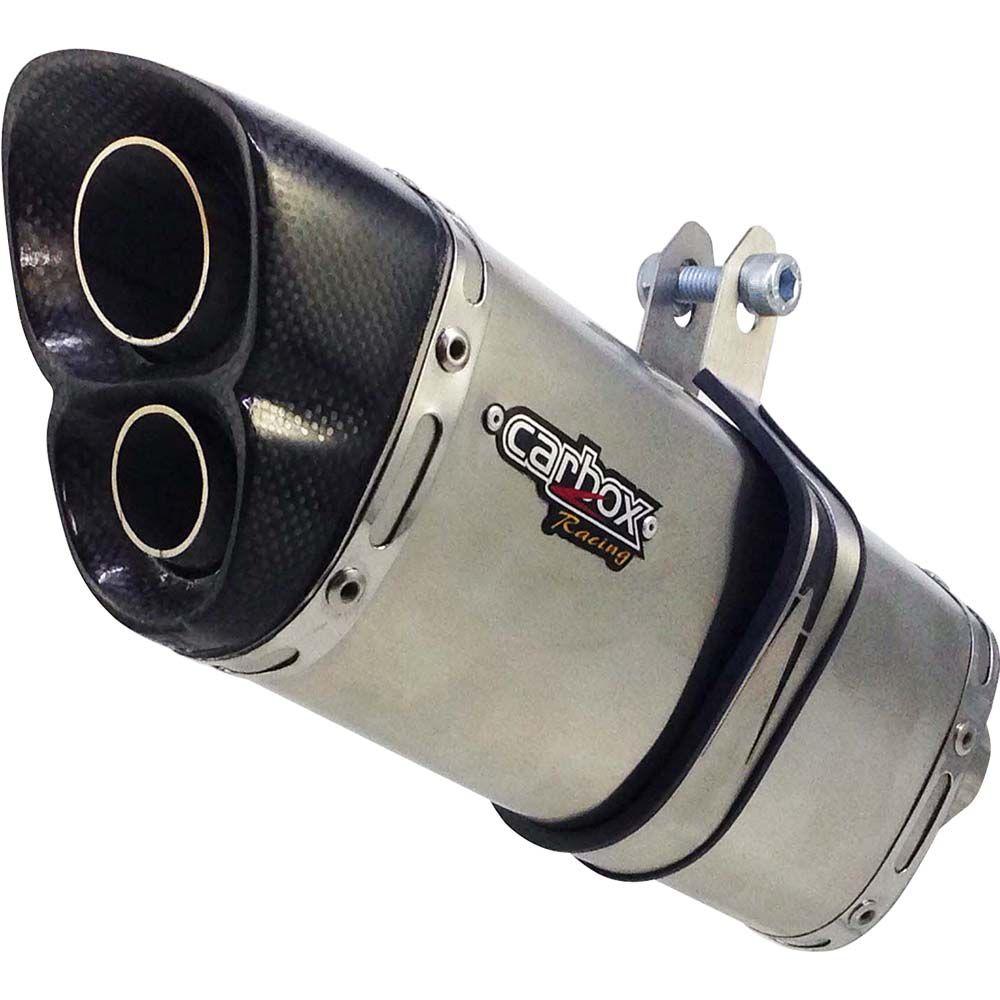 Ponteira V8 Inox - Ktm Duke 390